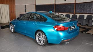 BMW 420i Snapper Rocks Blue