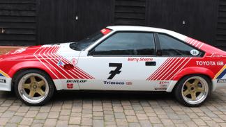 Subasta Toyota Supra Grupo A Barry Sheene