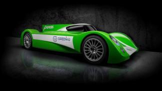 Panoz Green4U GT-EV