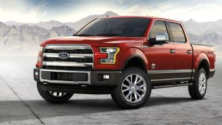 2. Ford F-150