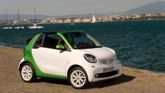 smart fortwo electric drive cabrio lateral estática