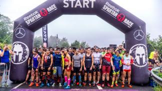 Spartan race bilbao salida