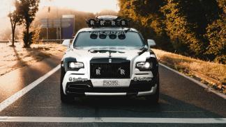 Rolls-Royce Wraith Jon Olsson