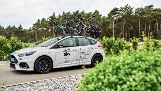 Ford Focus RS Team Sky