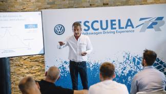 Escuela R de Volkswagen 2017