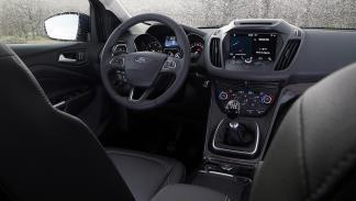 Prueba del Ford Kuga 2017