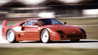 Superdeportivos que deberías conducir antes de morir: Ferrari F40 (I)