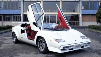 Superdeportivos que deberías conducir antes de morir: Lamborghini Countach (I)