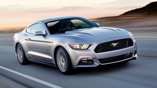 El Ford Mustang jamás se ha ofrecido con motor diésel (menos mal).