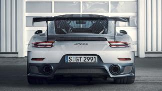7 detalles que molan del 911 GT2 RS - Su par motor es salvaje