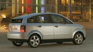 Audi A2 compacto utilitario fracaso