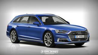 El Audi A8 Avant de X-Tomi