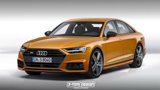 El Audi S8 de X-Tomi
