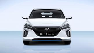 Hyundai Ioniq Plug-in frontal