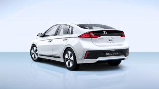 Hyundai Ioniq Plug-in trasera
