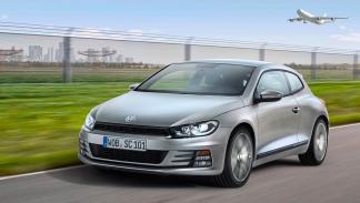 Mejores coches con turbo: Volkswagen Scirocco (I)