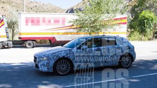 Mercedes Clase A 2018 híbrido