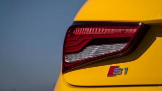 piloto Audi S1 Sportback