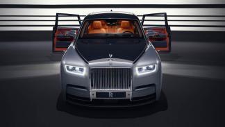 Rolls-Royce Phantom 2018 lujo sedán ingles