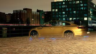 VW Arteon visto por fotografo ciego