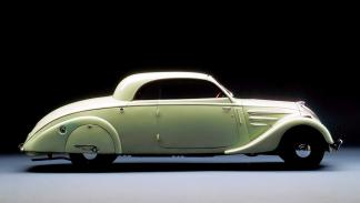 5 coches que no conoces de Peugeot - Peugeot 402 Eclipse