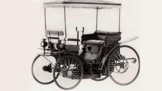 5 coches que no conoces de Peugeot - Peugeot Type 3