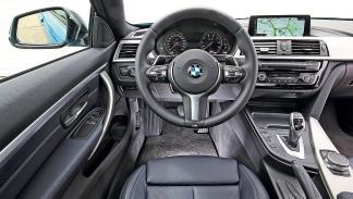 Interior del BMW