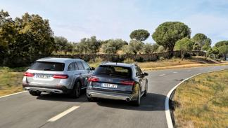 Audi A6 All Road contra Mercedes Clase S All Terrain