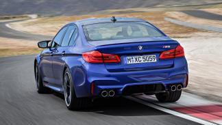 BMW M5 2017 (III)