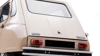 Citroën Dyane (trasera)
