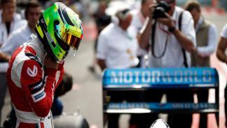 Mick Schumacher pilota Benetton de Michael