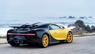 El primer Bugatti Chiron entregado en Estados Unidos