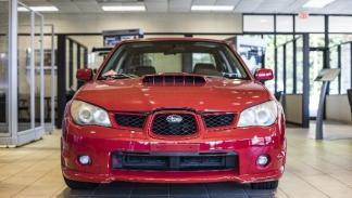 Subaru WRX Baby Driver