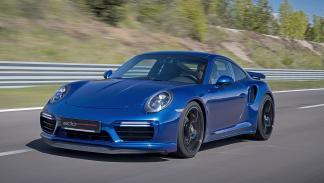 Porsche 911 Turbo S de Edo Competition
