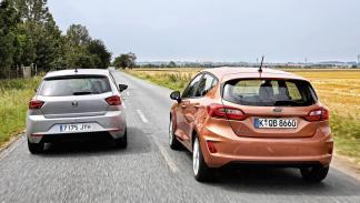 Comparativa Ford Fiesta contra Seat Ibiza