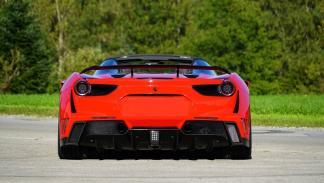 Ferrari 488 Spider by Novitec