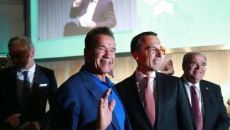 Hummer H1 eléctrico de Schwarzenegger