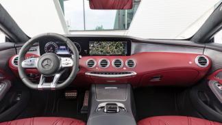 Mercedes Clase S Coupe Cabrio