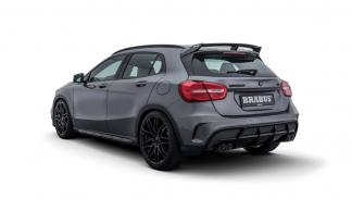 Mercedes GLA 220d by Brabus