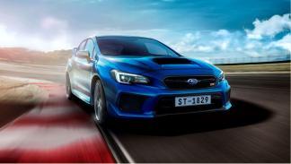 Novedades Subaru Salón Frankfurt 2017