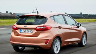 Nuevo Ford Fiesta vs rivales