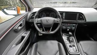 Prueba Seat León Cupra ST 4Drive familiar deportivo compacto