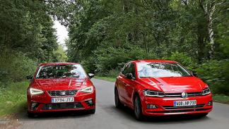 Seat Ibiza vs Volkswagen Polo