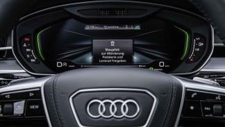 Tablero nuevo Audi A8