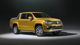 Volkswagen Amarok Aventura Exclusive y Amarok Dark Label