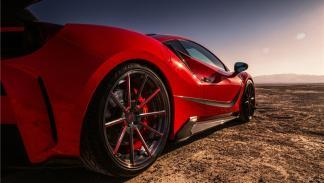 Ferrari 488 by Mansory