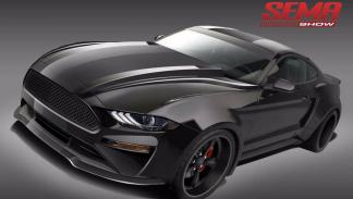 Ford Mustang by Deberti Design