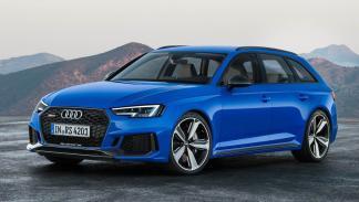 Gama Audi Sport RS