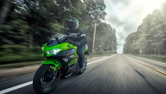 Nueva Kawasaki Ninja 400 2018