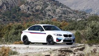 Prueba BMW M2 M Performance (lateral)